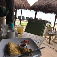 Photo taken at Hotel Colibrí Beach by Christian A. on 11/13/2017