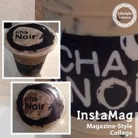 Photo taken at Cha Noir by Patumma M. on 9/28/2013