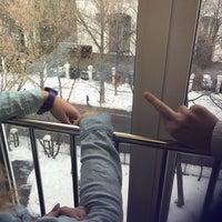 Photo taken at Школа №1287 by Alina K. on 11/18/2016