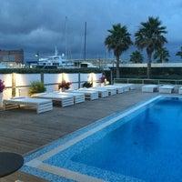 Photo taken at Yacht Club marina Di Stabia by Karim A. on 7/14/2014