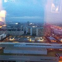 Photo taken at Panorama Hotel Prague by Евгений М. on 1/1/2013