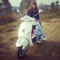 Photo taken at Belvedere Di Montalto Pavese by Fede M. on 9/22/2012