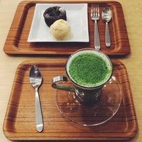 Photo taken at nana's green tea 熊本パルコ店 by Christie H. on 12/28/2013