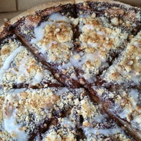 Photo taken at Jaspare's Pizza & Fine Italian Food by Lori W. on 12/15/2014