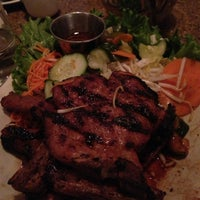 Photo taken at Saigon Grill by Arthur Luis V. on 12/15/2012