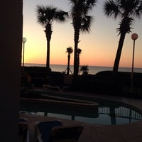 Photo taken at Grande Shores Ocean Resort by Graham on 10/3/2013