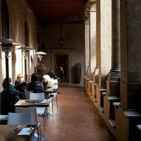Foto scattata a Chiostro del Bramante da Caffetteria Bistrot Chiostro del Bramante R. il 5/31/2013
