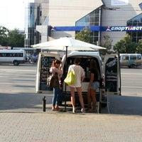 Photo taken at первая мобильная кофейня by Julian K. on 7/23/2013