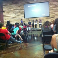 Photo taken at Crossroads Community Church -FLORENCE by Farkas E. on 8/3/2013