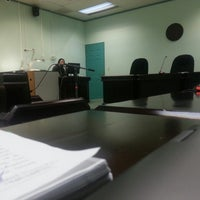 Photo taken at Tribunal Contencioso Administrativo by Walter C. on 11/14/2013
