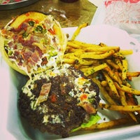Photo taken at Honest Abe's Burgers & Freedom by Rob E. on 1/19/2013
