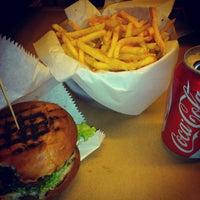 Photo taken at Biber Burger by hazalodous on 12/30/2012