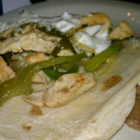 Photo taken at Compadre's Mex Mex Grill by Gina O. on 10/24/2012