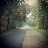 Photo taken at Dutchess Rail Trail by Chris H. on 10/3/2012