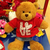 Photo taken at Build-A-Bear Workshop by Tuk S. on 6/18/2014