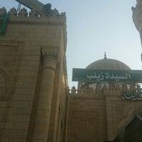 Photo taken at Al Sayeda Zainab by Ali N. on 9/13/2015