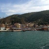 12/27/2012 tarihinde David S.ziyaretçi tarafından Anadolu Kavağı'de çekilen fotoğraf