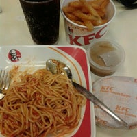 Photo taken at KFC Walter Mart Gapan City by Roelle Anne Y. on 10/16/2012