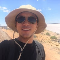 Photo taken at Radeka Backpackers Inn Coober Pedy by WOODY S. on 10/18/2017