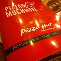 Photo taken at Pizza Hut by Aarti B. on 12/22/2013