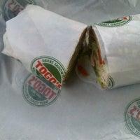 Photo taken at TOGO'S Sandwiches by Heath D. on 3/18/2013