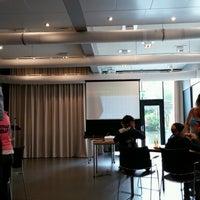 Photo taken at Wijkcentrum Wijkwaard by Klariet on 9/1/2016