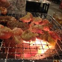 Photo taken at ホルモン焼肉 ぶち 引野店 by Katsuya M. on 5/2/2013