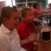 Photo taken at Restaurace Pod Hradem by Karolina B. on 7/25/2013