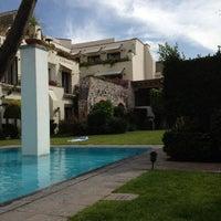 Foto tomada en Doña Urraca Hotel & Spa por Rafael B. el 12/30/2012