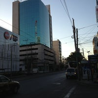 Photo taken at Av. Gral. Mariano Escobedo by Rafael B. on 1/26/2013
