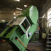 Foto tomada en Poligono Industrial Cobo Calleja por Maquinaria Madrid M. el 10/24/2012