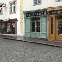 Photo taken at Kleines Café by GretlGoes V. on 2/19/2013