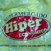 Foto tirada no(a) Hiper Econômico por Willian S. em 11/5/2012