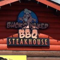 Photo taken at Buck's Naked BBQ by Katye R. on 8/11/2013