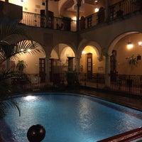 Photo taken at Hotel Casantica by Rafa G. on 9/3/2017
