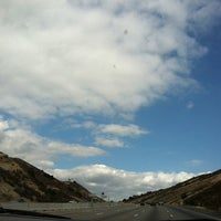 Photo taken at 14 Freeway And Golden Valley by Shannon M. on 10/21/2012