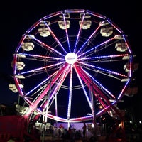 Photo taken at Mississippi State Fairgrounds by Cassandra M. on 10/6/2013