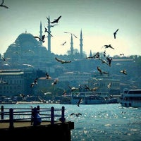 Photo taken at Istanbul by Merve B. on 10/20/2013