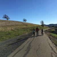 Photo taken at Contra Costa Canal Regional Trail by Lena C. on 12/29/2015