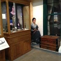 Photo taken at El Museo Casa de Aguirre by Lena C. on 10/21/2012