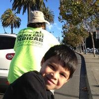 Photo taken at Golden Gate Pedicab by Lena C. on 10/13/2012