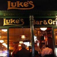 Photo taken at Luke's Bar & Grill by Luke's Bar & Grill on 2/25/2015