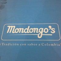 Photo taken at Mondongo's by Juanma T. on 11/30/2012