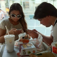 Photo taken at McDonald's by August I. on 10/17/2012