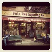 9/27/2012にOlive W.がPorto Rico Importing Co.で撮った写真