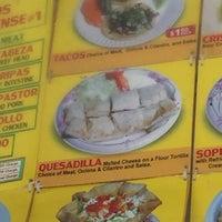 Photo taken at Tacos El Grullense #1 by Steven C. on 9/5/2016