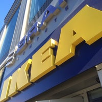 Photo taken at IKEA by Даниил М. on 2/2/2014