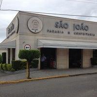 Photo taken at Padaria São João by Sueli C. on 4/9/2013