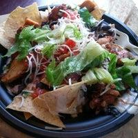 Photo taken at Qdoba Mexican Grill by Lori M. on 11/27/2012