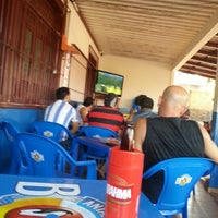 Photo taken at Bar do Juba - Sombra da Mangueira by Patrick M. on 9/30/2012